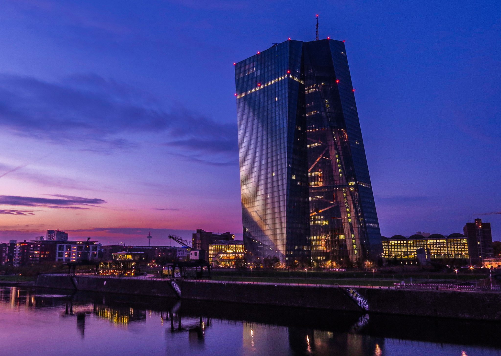 ECB: Crypto's Bubble is Deflating; More Regulation To Come!