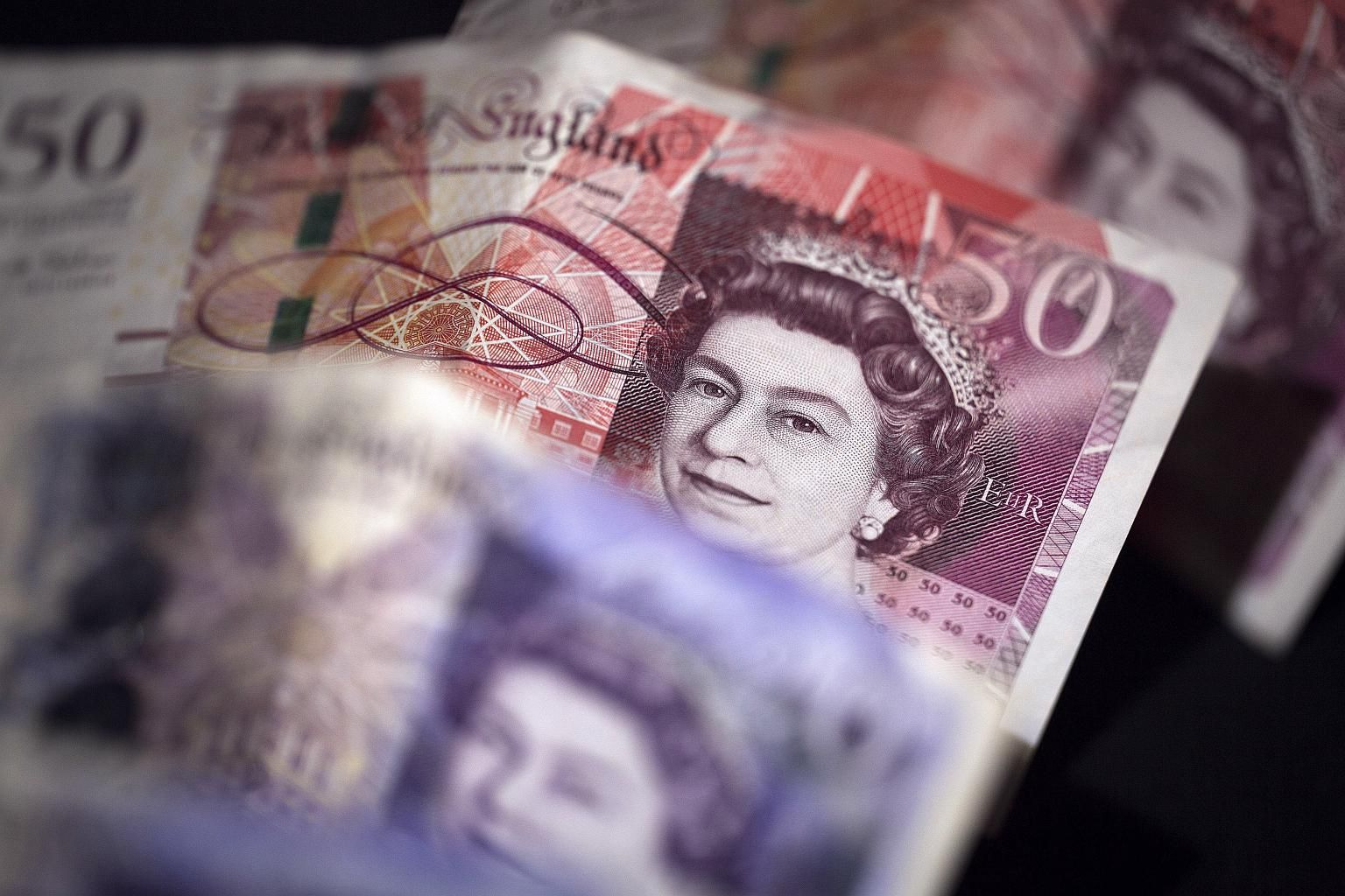 Second Biggest Sterling Fall As Dollar Advanced